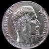 1854 Napoleon III Empereur 20 Francs Gold Coin
