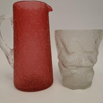Pallme Koenig - Craquelé Eisglas - II. - Art Glass