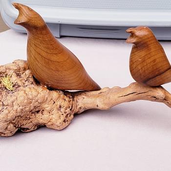 Barbara Hepworth birds? - Arts and Crafts