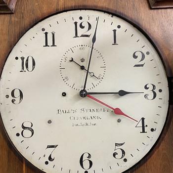 Museum Grade Railroad Regulator - Clocks