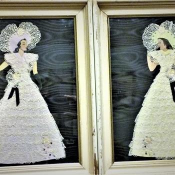 GMA'S PAPER DOLLS - Dolls