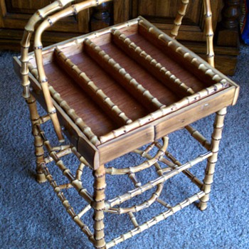 Bamboo Table/Tray - Furniture