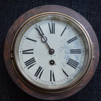 Submarine clock?