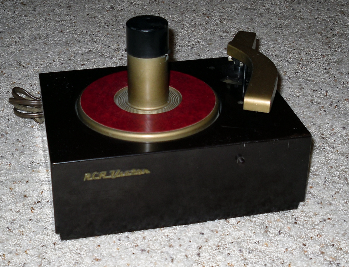 1950's RCA Victor 45J Record Player | Collectors Weekly