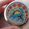 Dolphin Compact Mirror