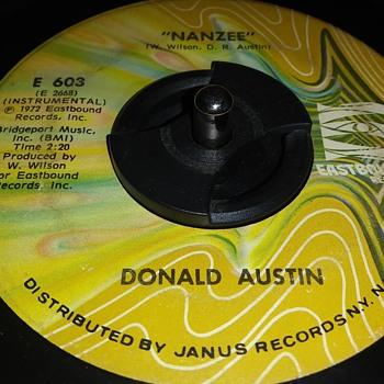 45 RPM SINGLE....#227 - Records
