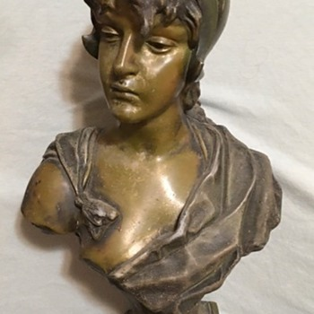 Hey Minerva, nice bust. - Fine Art
