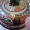 japanese imari bowl with lid