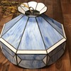 Stanford Tiffany style hanging lamp