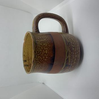 Need Help to Identify Redware Mugs - Pottery