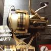 Daiwa GS-20X spincasting reel