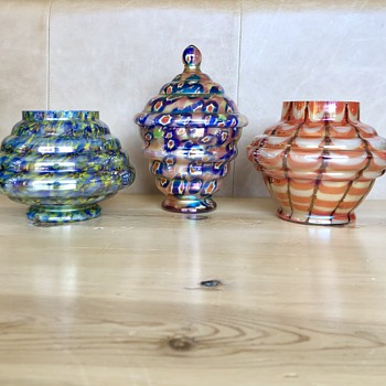 Displaying glass - Common texture - Art Glass