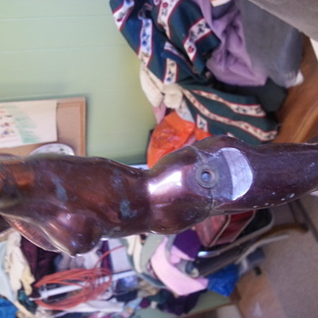 my hula lamp  - Lamps