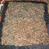 Rugs made from old rags,cloths etc circa 1900`s