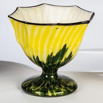 Welz - Umbrella shapes 1920-30 - Art Glass