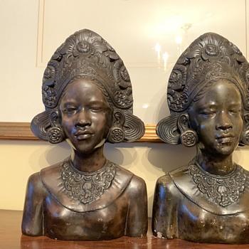 Balinese Sculptures  - Fine Art
