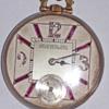 Vintage Abra pocket watch