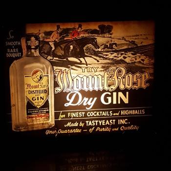 Mount Rose Dry Gin