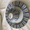 Unknown antique Handpainted  porcelain dish set