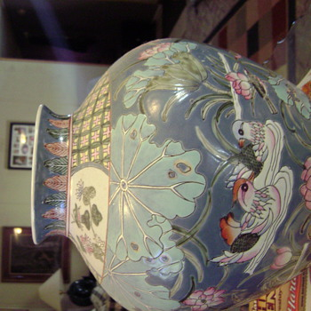 Large Vase!