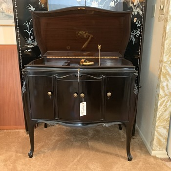 Rare 1922-Original Victor Victrola  VV 230  - Electronics