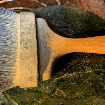 Cool Old Paintbrush - Tools and Hardware