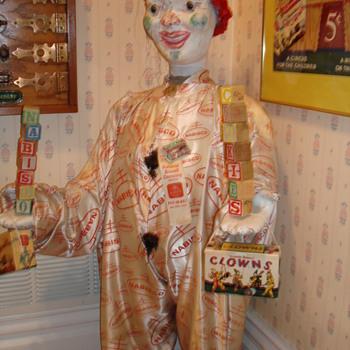 Nabisco Clown  - Advertising