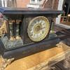 1881 - 1885 E. Ingraham 'Adrian' model shelf clock - before
