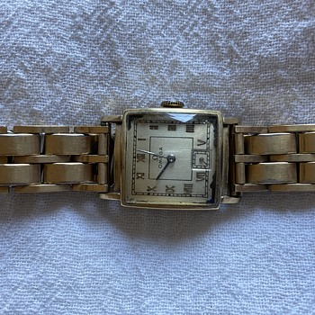 1939 Omega watch - Wristwatches