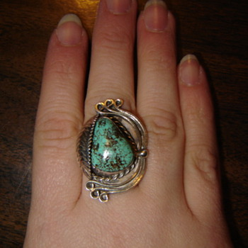 Dead Pawn Turquoise Ring - Fine Jewelry