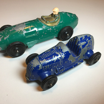 Tootsietoy Racers - Model Cars