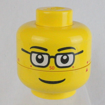 Lego head kitchen items - Kitchen