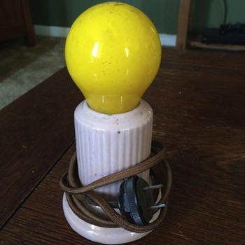 Memphis design style table lamp - Lamps