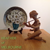 BURLAP/HESSIAN DOLL - HEATHER of MELBOURNE