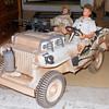 GI Joe Desert Patrol Jeep