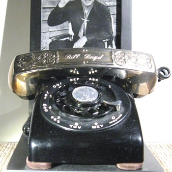 Hopalong Cassidy . . . 'Personal Telephone'