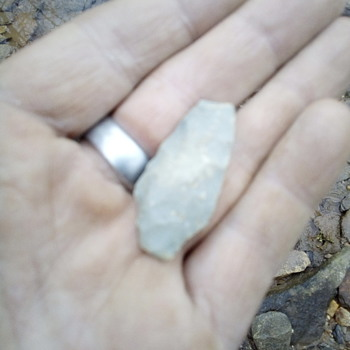 NC artifacts found in the muddy creek in Bethania - Native American