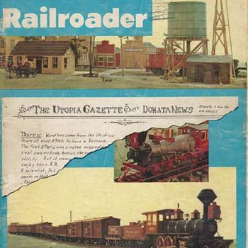 MODEL RR MAGS - Model Trains