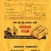 Kodak Photo Bag 1952