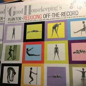 Can I just use one of those vibrating sit down chairs  - Records