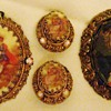 Costume jewelry (old) West Germany