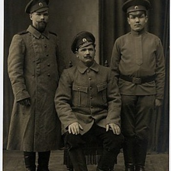 WW1 POWs - Military and Wartime