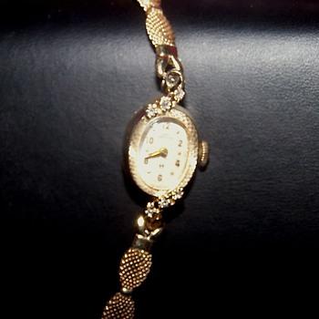 Lady hamilton watch - Wristwatches