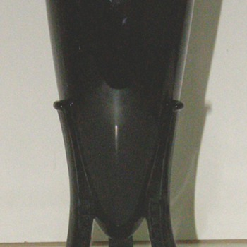 Fostoria #2454 Rocket vase - Art Deco