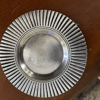 Not sure what this item is - Silver