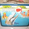 Flipper Lunch box
