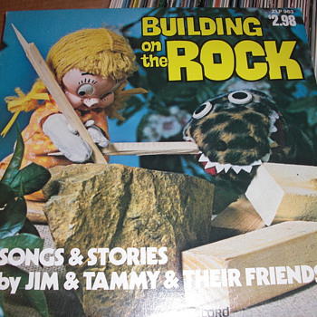 Jim and Tammy Baker album - Records