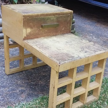 today's CURBSIDE PRIZE! - Furniture