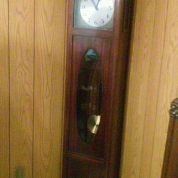 grandmother's clock,Hamburg Amerikanische Uhrenfabrik - Clocks