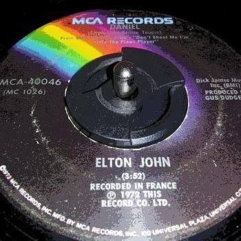 45 RPM SINGLE....#177 - Music Memorabilia